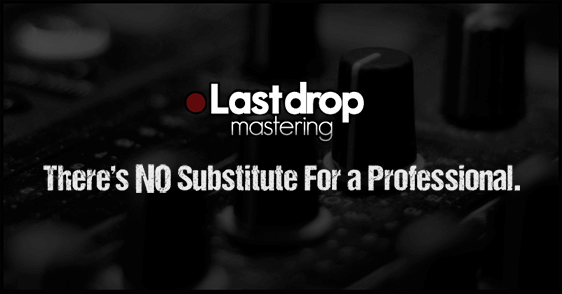 Last Drop Online Audio Mastering